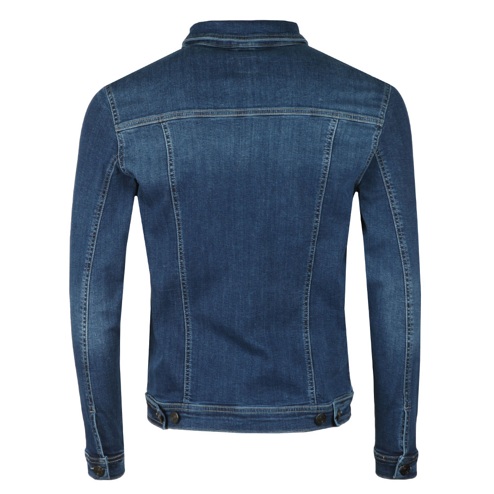 Skinny Denim Jacket main image