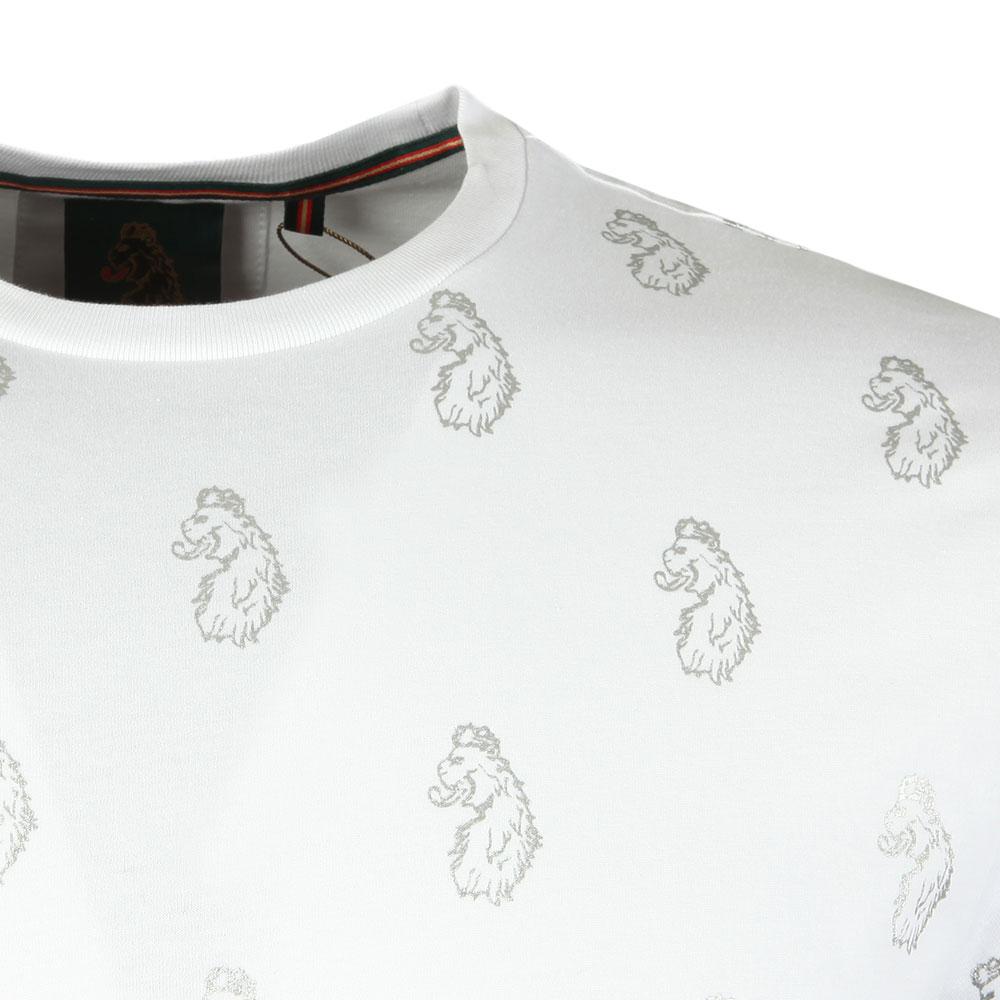 Miles Multi Lion Print Tee main image