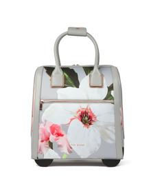 Ted Baker Womens Grey Ordina Chatsworth Bloom Travel Bag