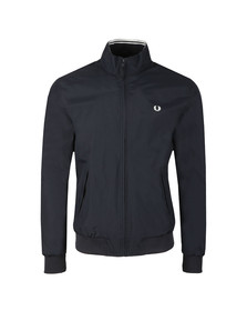 Fred Perry Mens Blue Brentham Jacket