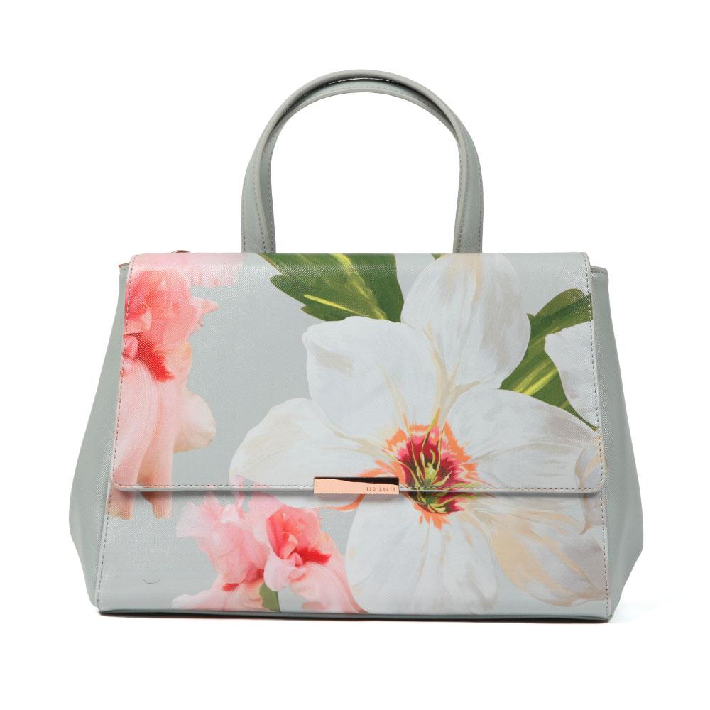 302ecc6226ff5b Ted Baker Womens Grey Peobe Chatsworth Bloom Tote Bag main image. Loading  zoom