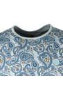 Paisley Print T-Shirt additional image