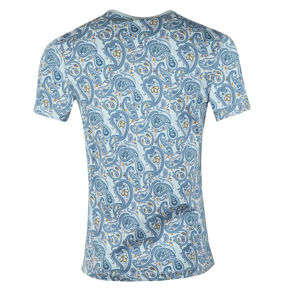 Paisley Print T-Shirt main image