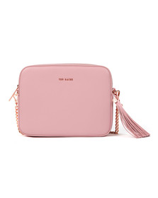Ted Baker Womens Pink Amora Tassel Detail Camera Bag
