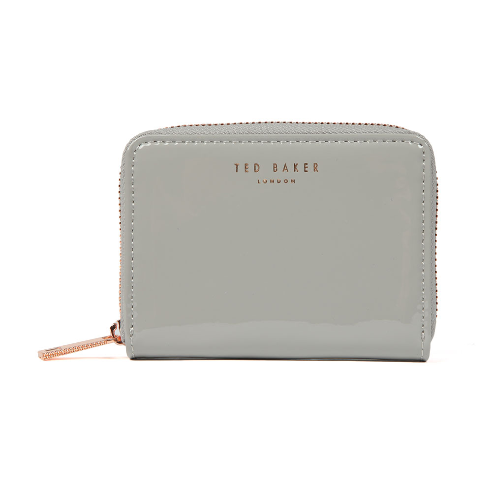 a8ab0ba98e3a Ted Baker Omarion Patent Zip Around Mini Purse