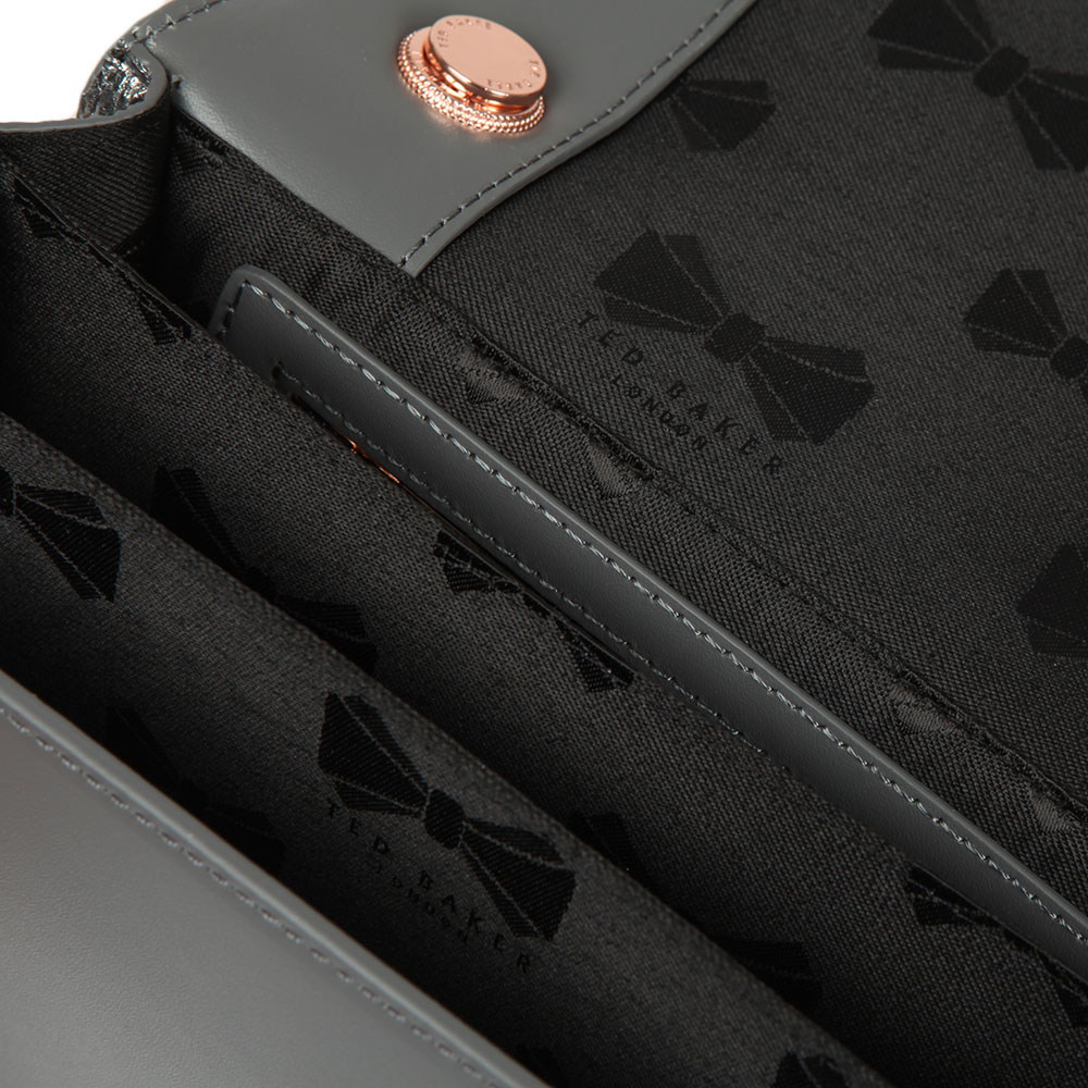 Earie Rainbow Gusset Cross Body Bag main image