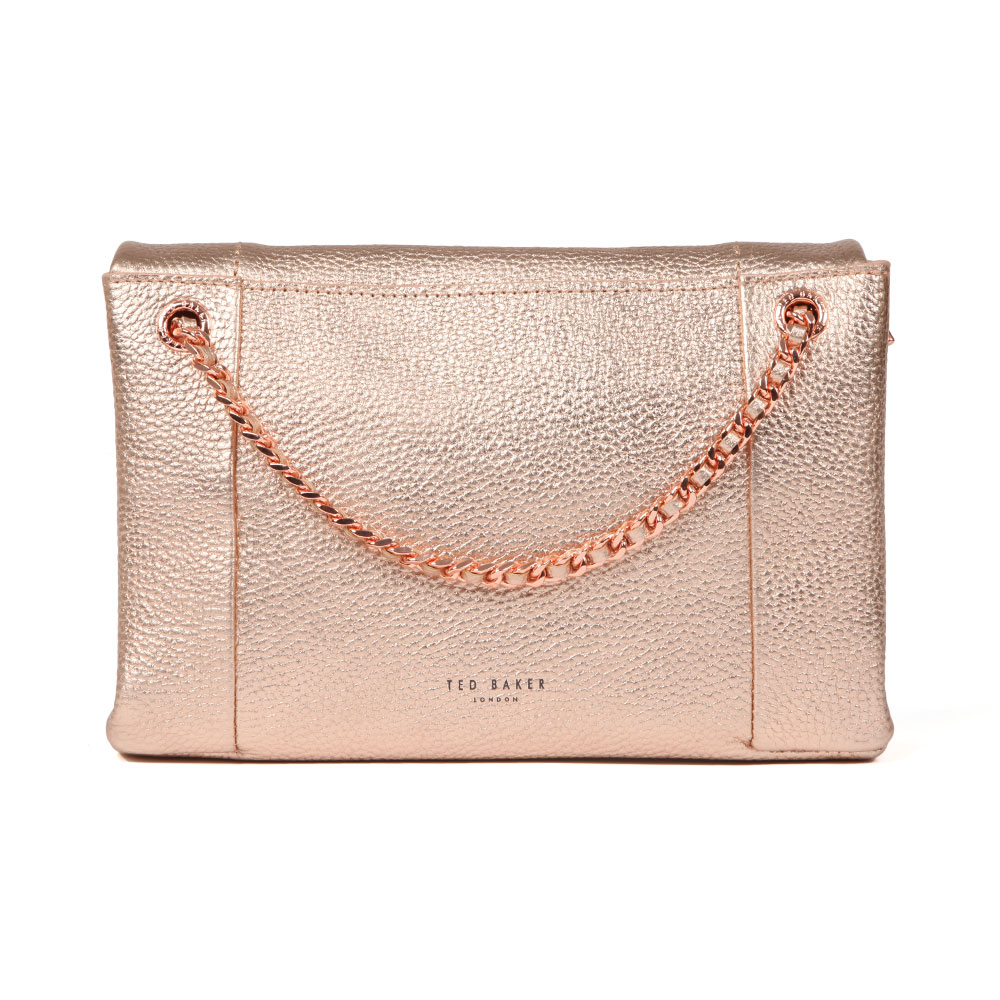 Parson Unlined Soft Leather Xbody Bag main image