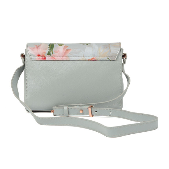 Ted Baker Womens Grey Prim Chatsworth Bloom Xbody Bag main image