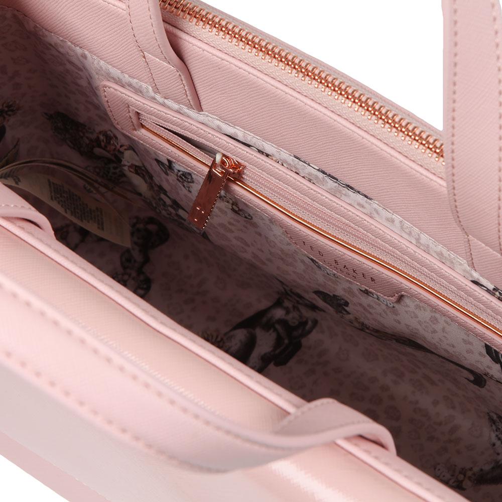 Dadelph Zipped Top Tote Bag main image