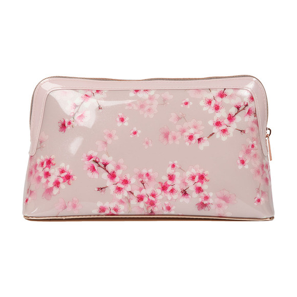 Ted Baker Womens Pink Laurie Soft Blossom Washbag main image
