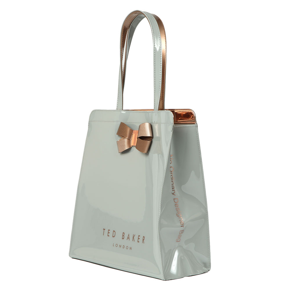 3529bb20353 Ted Baker Vallcon Bow Detail Large Icon Bag | Oxygen Clothing