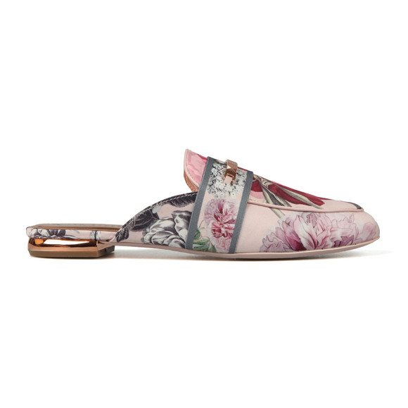 Ted Baker Womens Multicoloured Klovar Palace Gardens Loafer main image