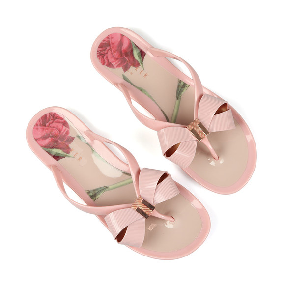 Ted Baker Womens Pink Suszie Flip Flop main image