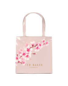 Ted Baker Womens Pink Lalacon Soft Blossom Small Icon Bag