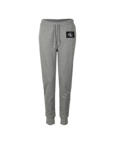 Calvin Klein Jeans Womens Grey Persis True Icon Sweatpants