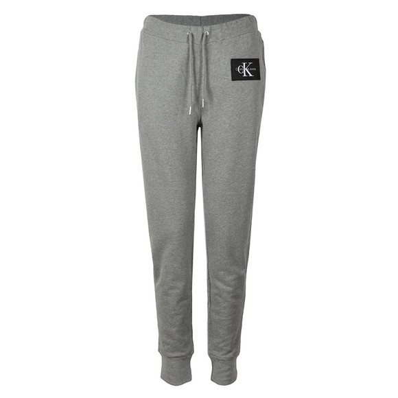 Calvin Klein Jeans Womens Grey Persis True Icon Sweatpants  main image