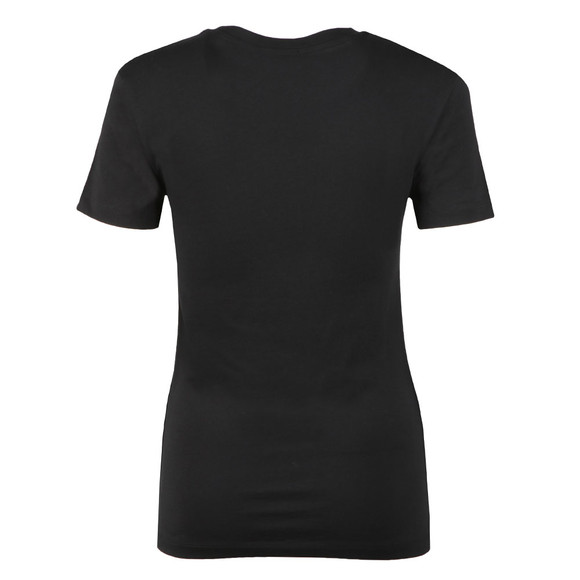Calvin Klein Jeans Womens Black Tanya-40 T Shirt main image