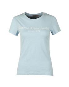 Calvin Klein Jeans Womens Blue Tamar-49b T Shirt