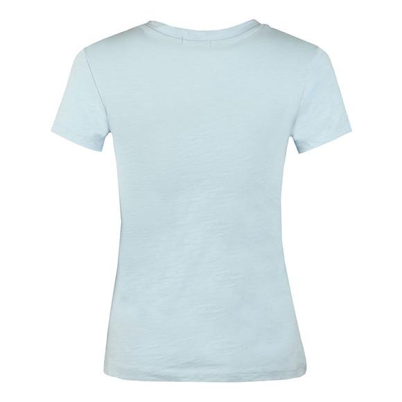 Calvin Klein Jeans Womens Blue Tamar-49b T Shirt main image