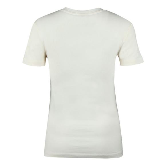 Calvin Klein Jeans Womens Off-White Tanya-40 T Shirt main image