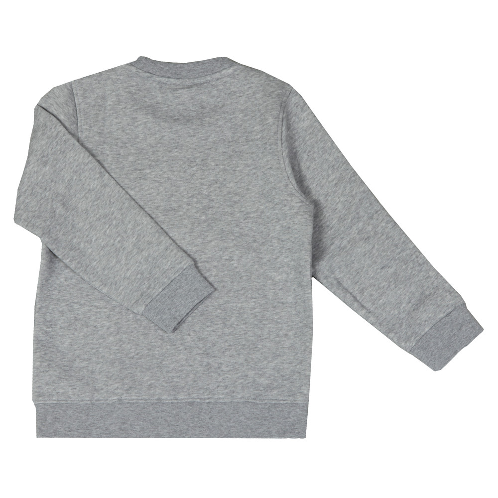 ef15995b2156 Lacoste Sport Boys Grey Small Logo Sweatshirt