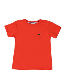 Lacoste Boys Pasteque Small Logo T Shirt