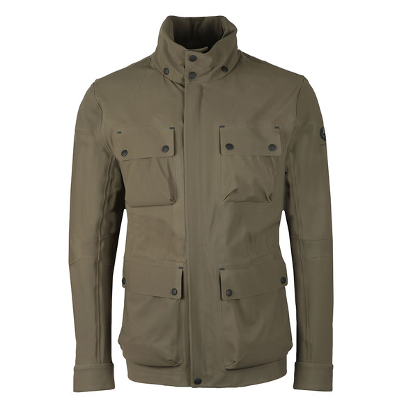 Belstaff Mens Green Trialmaster Evo Jacket main image