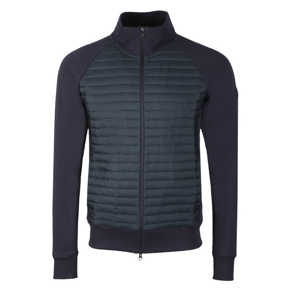 Colmar Mens Blue Full Zip Sweatshirt main image
