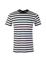 Pocket Striped T Shirt