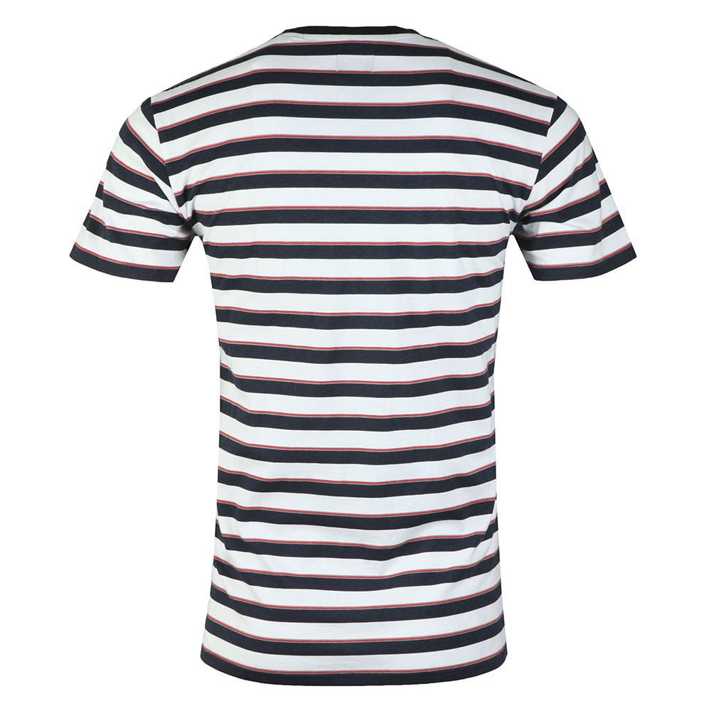 Pocket Striped T Shirt main image