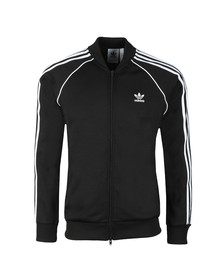 adidas Originals Mens Black SST Track Top