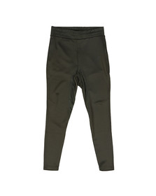 Sik Silk Mens Green Athlete Track Pants