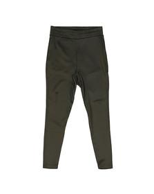 Sik Silk Mens Green Athlete Track Pants