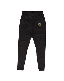 Sik Silk Mens Black Athlete Track Pants