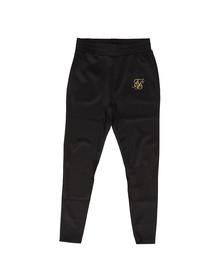 Sik Silk Mens Black Athlete Track Pants