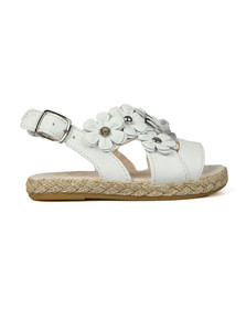 Ugg Girls White Allairey Sandal