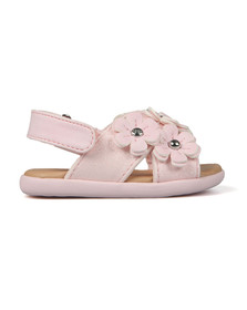 Ugg Girls Pink Infant Allairey Sandal