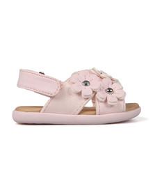 Ugg Girls Pink Infant Allairey Sandal