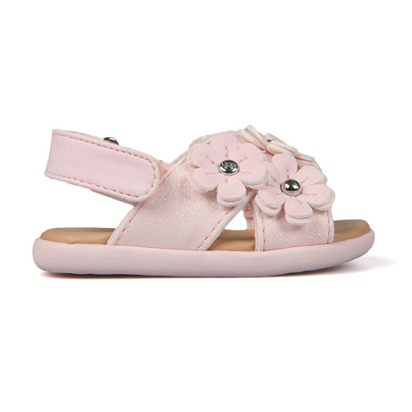 Ugg Girls Pink Infant Allairey Sandal main image