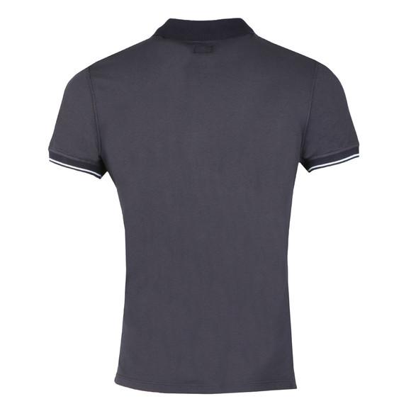 C.P. Company Mens Blue Tacting Polo Shirt main image