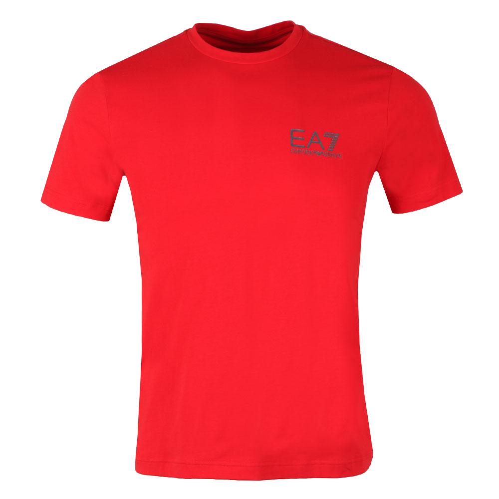 Small Metallic Logo T Shirt main image