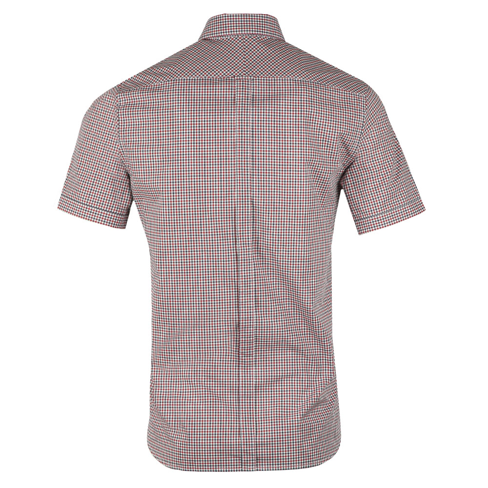 Three Colour Gingham Shirt main image