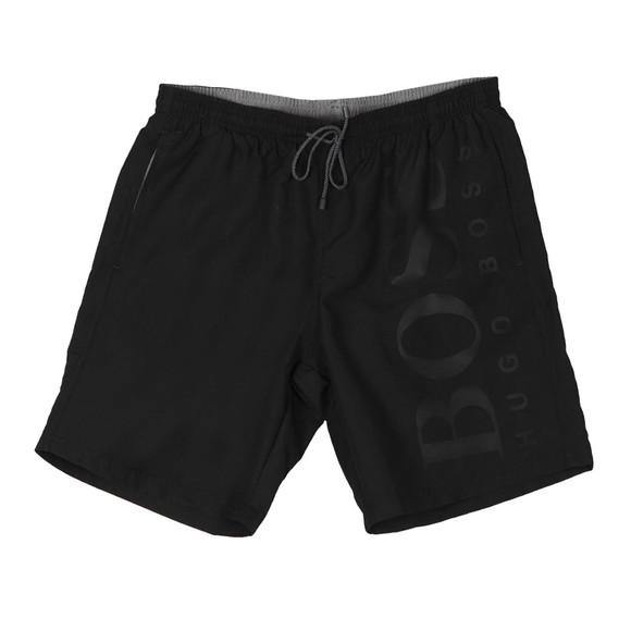 BOSS Bodywear Mens Black Orca Swim Short