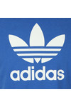 Adidas Originals Mens Blue Trefoil Tee