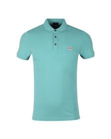 Boss Mens Blue Passenger Polo Shirt