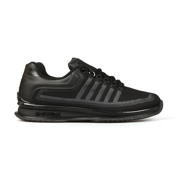 K Swiss Mens Black K Swiss Rinzler Trainer main image
