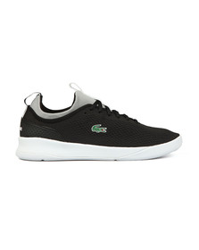 Lacoste Mens Black Light Spirit 2.0 118 Trainer