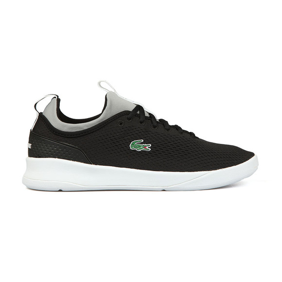 Lacoste Mens Black Light Spirit 2.0 118 Trainer main image