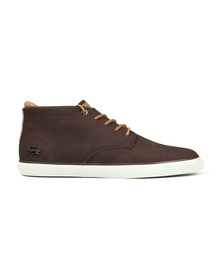 Lacoste Mens Brown Espparre Chukka Boot