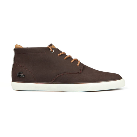 Lacoste Mens Brown Espparre Chukka Boot main image